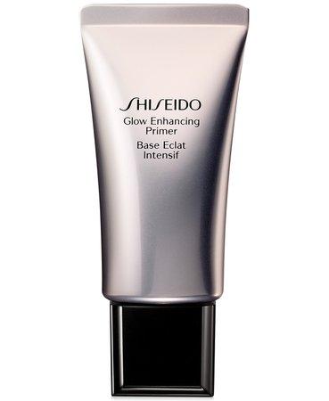 Primer Shiseido Glow Enhancing Primer SPF 15, 1 fl. oz. & Reviews - Makeup - Beauty - Macy's