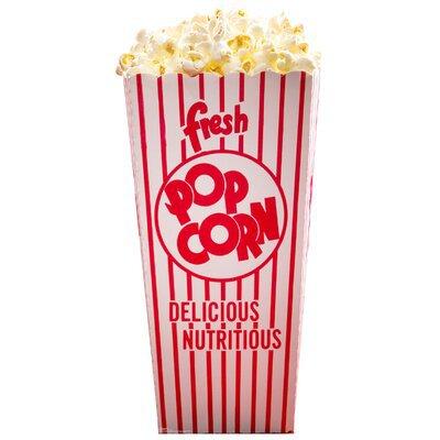 Advanced Graphics Movie Popcorn Box Cardboard Cutout Standup | Wayfair