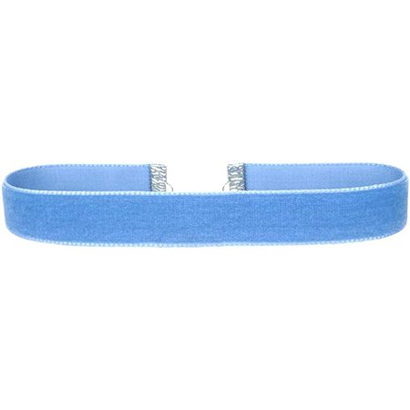 "Amazon.com: Twilight's Fancy 5/8"" 16mm Plain Velvet Ribbon Choker Necklace (Sky Blue, Large): Jewelry"