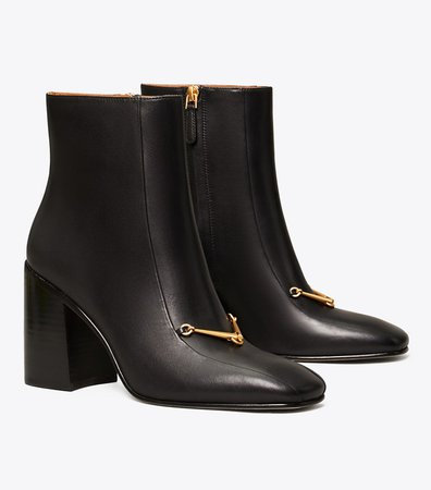 Equestrian Link Ankle Boot: Women's Shoes | Tory Burch