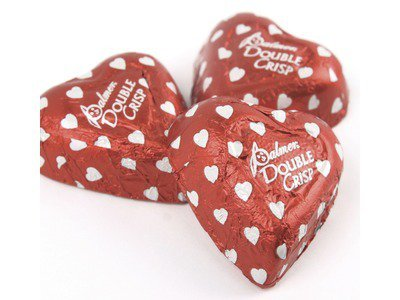 Double Crisp Hearts 24lb - Palmer - 701108