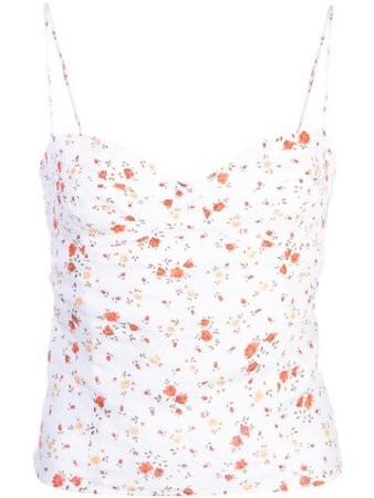 Reformation Magnolia top $128 - Buy Online - Mobile Friendly, Fast Delivery, Price