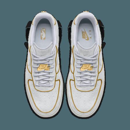 Nike Air Force 1 Low NBA By You Custom Shoe. Nike.com ZA