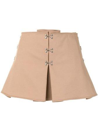 Dion Lee Accordion A-line Skirt - Farfetch