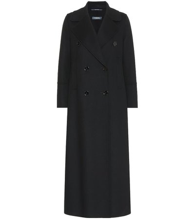 Custodi Virgin-Wool Coat | S Max Mara - Mytheresa