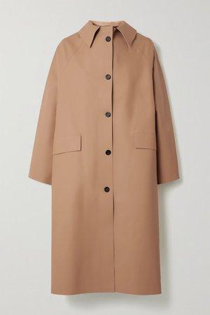 Kassl Editions | Faux leather coat | NET-A-PORTER.COM