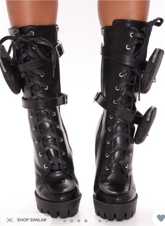 rockstar booties
