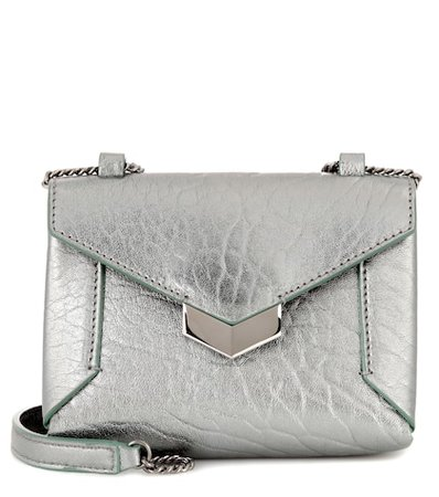 Lexis leather shoulder bag