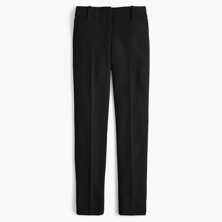 J.Crew: Cameron Slim Crop Pant In Four-season Stretch For Women