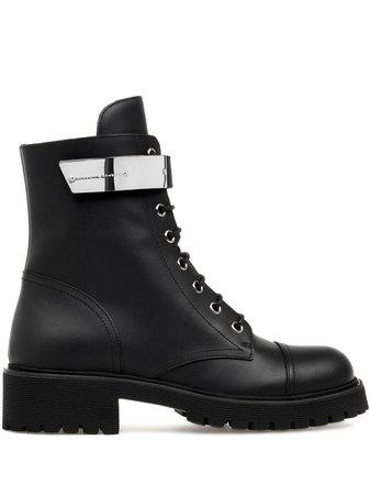 Giuseppe Zanotti Alexa Cargo Boots