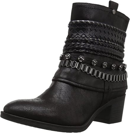 Amazon.com | Carlos by Carlos Santana Women's Cole Ankle Boot | Boots