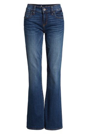 Kut from the Kloth Natalie Bootcut Jeans (Fellowship) | Nordstrom