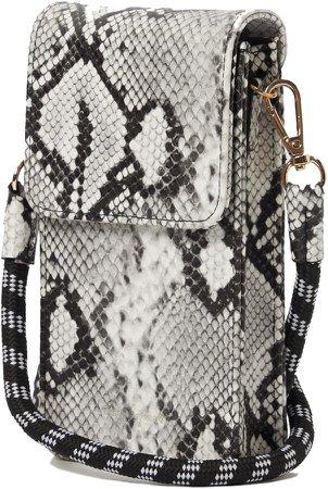 Nova Vegan Leather Phone Crossbody Bag