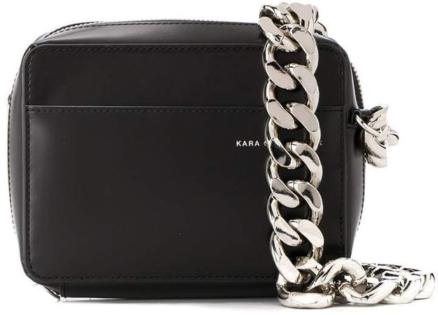 chunky chain cross body bag