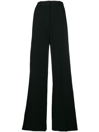 Burberry High Waist Trousers - Farfetch