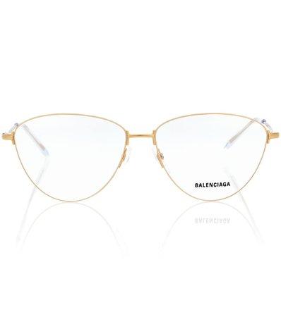 BALENCIAGA Cat-eye glasses