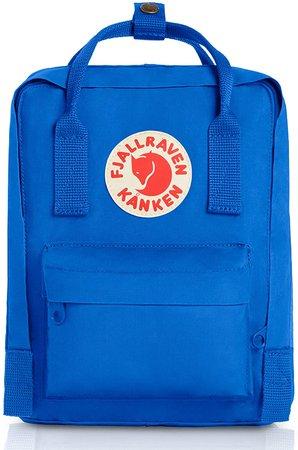 Amazon.com: Fjallraven, Kanken Mini Classic Backpack for Everyday, UN Blue: Clothing