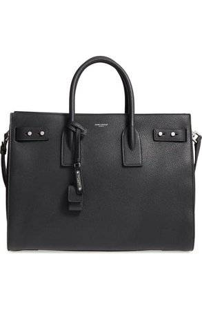 Saint Laurent Medium Sac de Jour Grained Leather Tote | Nordstrom