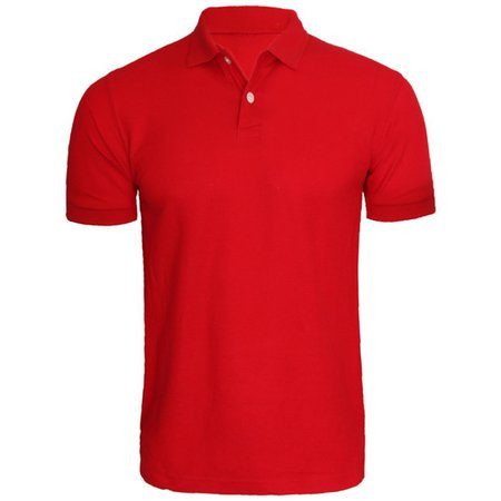 Men Polo Red T Shirt, Gents Polo T Shirt