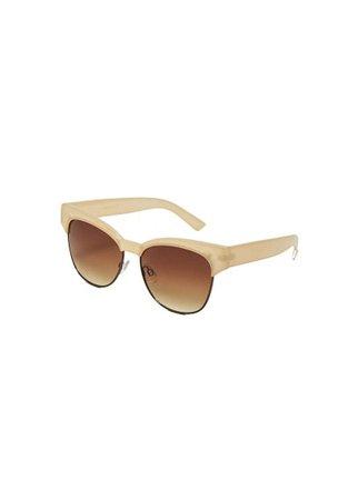 MANGO Contrasting sunglasses