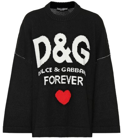 D&G Forever cashmere sweater