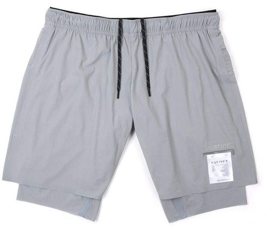JusticeTM Trail Long Distance Shell Running Shorts