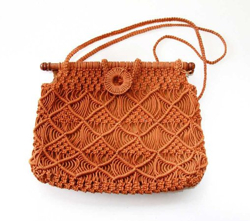 rust and black purse - Google Search