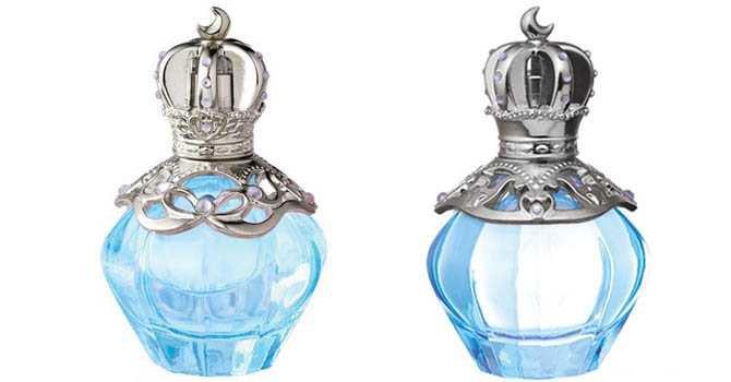 Sailor Moon (blue) Perfume Bottle