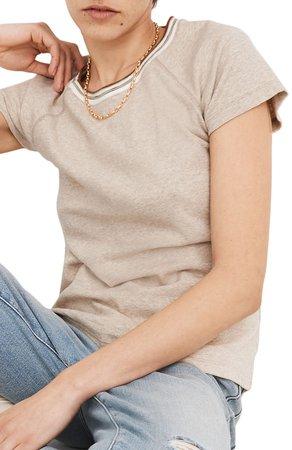 Westville Ringer Raglan T-Shirt