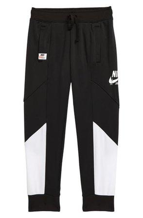 Nike Sportswear Heritage Sweatpants (Little Girl) | Nordstrom
