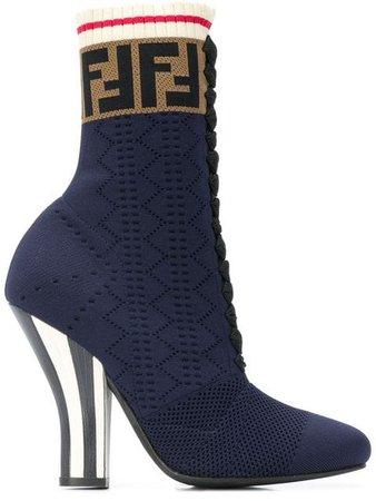 Fendi Rockoko boots - Buy Online - Large Selection of Luxury Labels