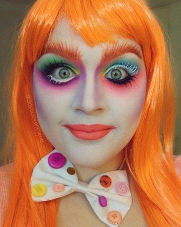 Mad Hatter Makeup