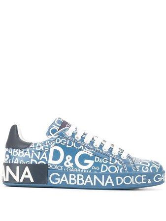 Dolce & Gabbana Tenis Portofino - Farfetch