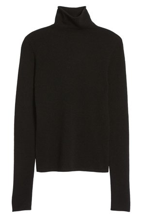 Reformation Slim Fit Turtleneck Cashmere Sweater | Nordstrom