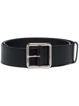 Alexander McQueen Leather Belt - Farfetch