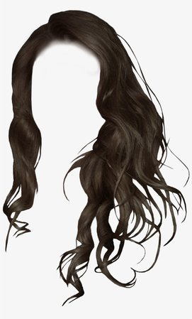 Black Hair Png Image Transparent Library - Girls Hair Style Png PNG Image | Transparent PNG Free Download on SeekPNG