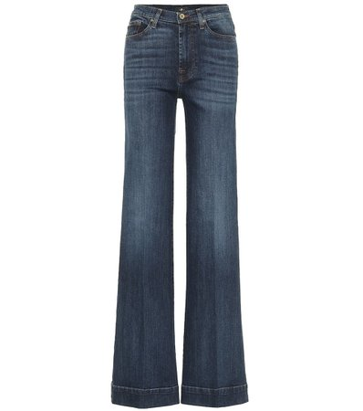 7 For All Mankind - Modern Dojo high-rise jeans | Mytheresa