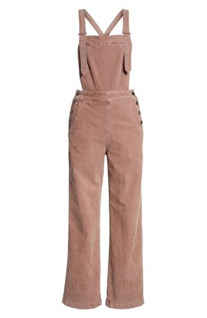 AG Gwendolyn Corduroy Overalls | Nordstrom