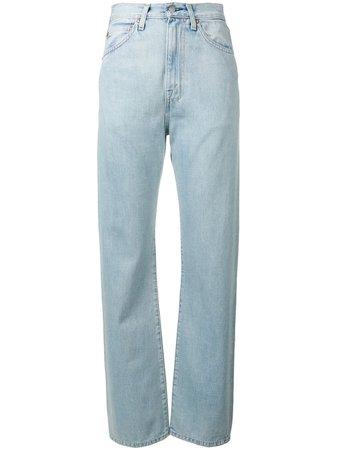 Levi's Vintage Clothing High-Waisted Straight Leg Jeans | Farfetch.com