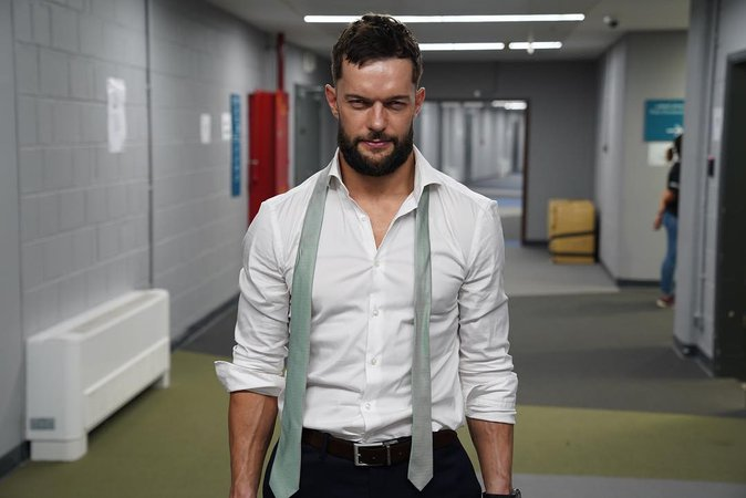 "Finn Bálor Forever on Instagram: ""Thursday"""