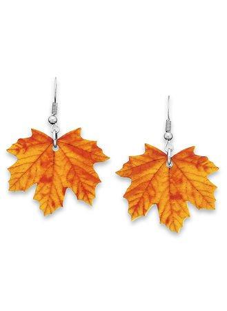 Autumn Leaf Earrings | AmeriMark