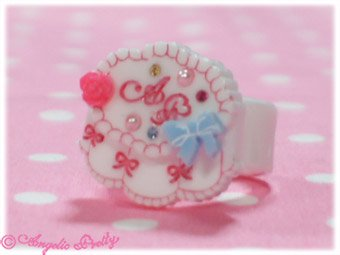 Whip Show Case Ring - Angelic Pretty