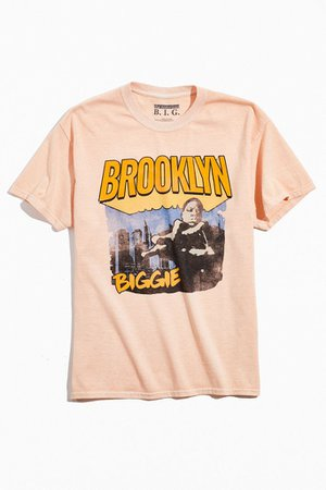 Notorious B.I.G. Tee | Urban Outfitters Canada