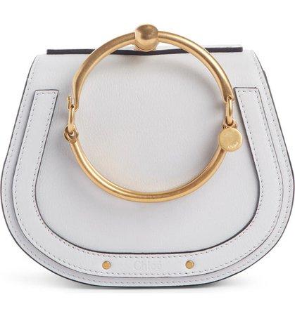 Small Nile Bracelet Leather Crossbody Bag | Nordstrom