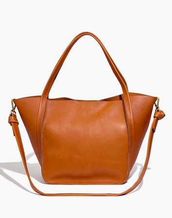 The Sydney Tote brown