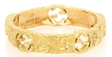 Gucci Gold Ring