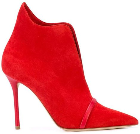 Cora pointed toe booties