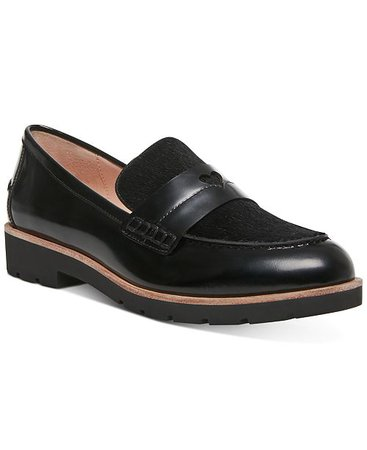 kate spade new york Kimi Loafer Flats & Reviews - Flats - Shoes - Macy's black