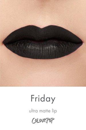 Friday Ultra Matte Liquid Lipstick | ColourPop
