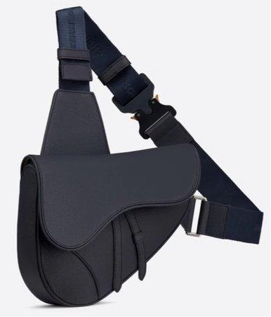 Dior crossbody saddle bag